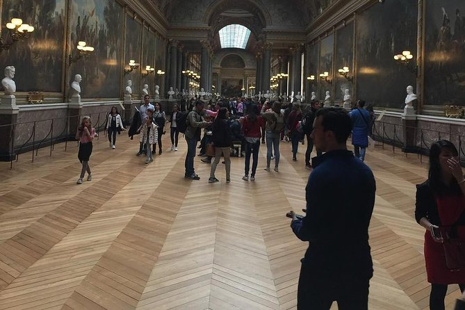 Paris Versailles Exclusive : Guided tour to with skip-the-line (Small Group) photo 6