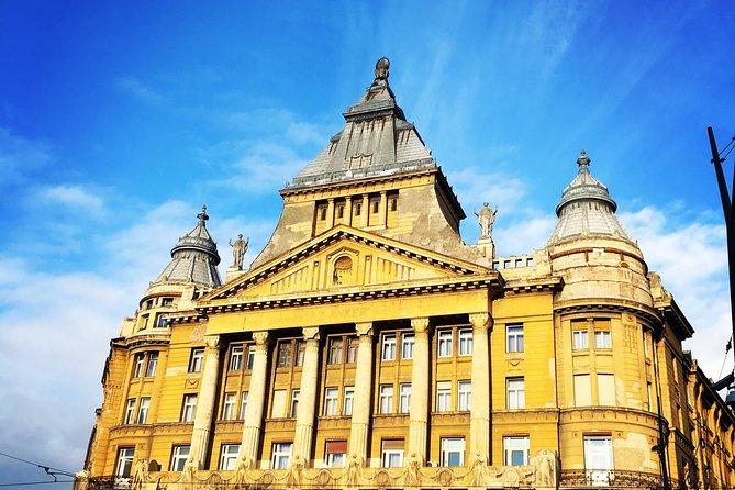 Grand Budapest Private Tour With Jewish Quarter
