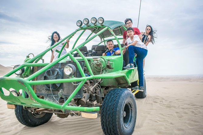 Buggy in Huacachina, Ica