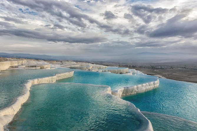 2 Days Ephesus & Pamukkale Tour from/to Istanbul - Including Flight Tickets