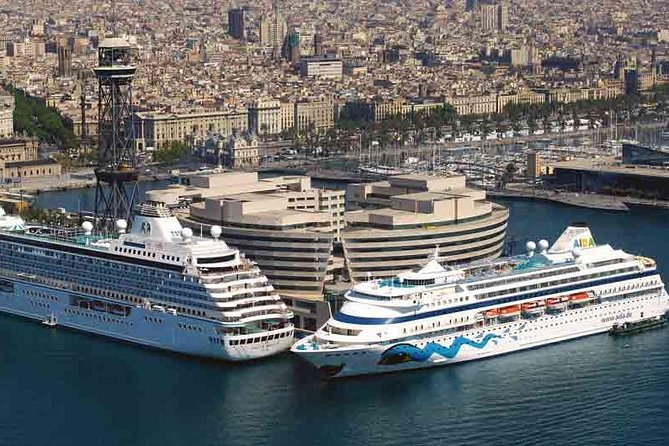 Ultra - Barcelona Private Transfer from Barcelona Cruise Port to City Centre