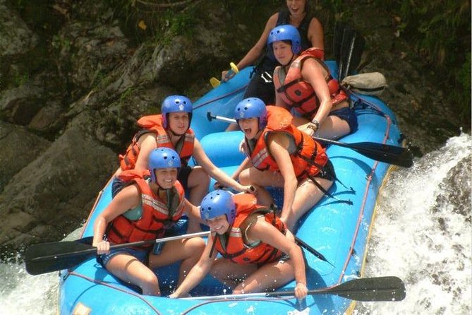 White Water Rafting Pacuare River One Day from San Jose/Arenal/Southern Caribbe photo 7