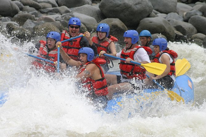 White Water Rafting Pacuare River One Day from San Jose/Arenal/Southern Caribbe photo 2