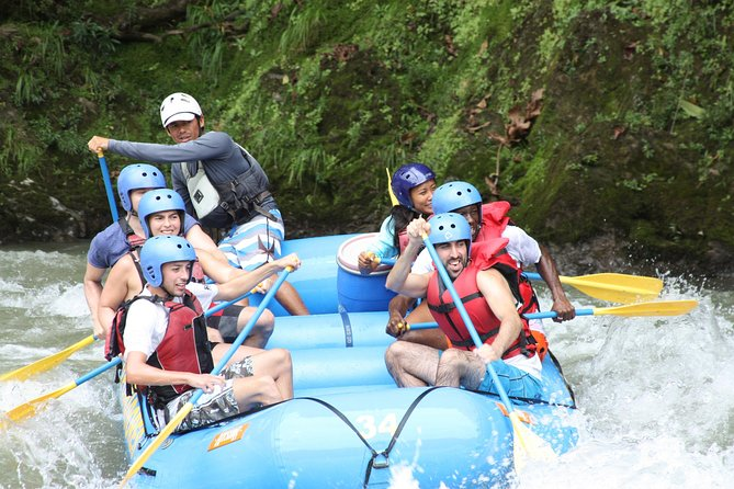 White Water Rafting Pacuare River One Day from San Jose/Arenal/Southern Caribbe photo 4
