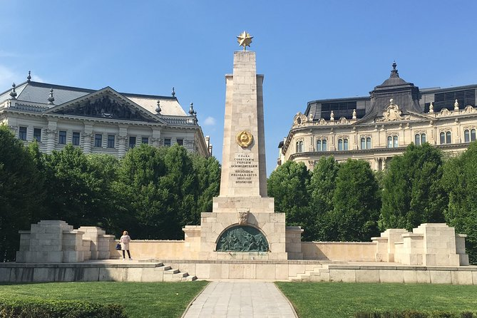 Communist Budapest Walking Tour