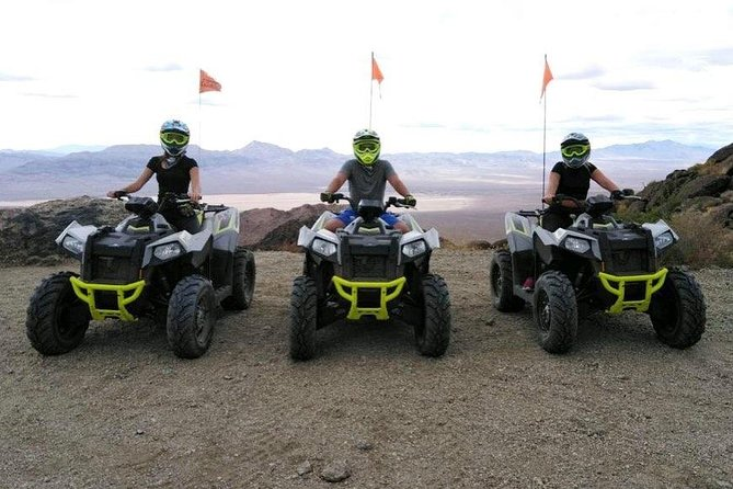 Hidden Valley and Primm Extreme ATV Tour photo 17