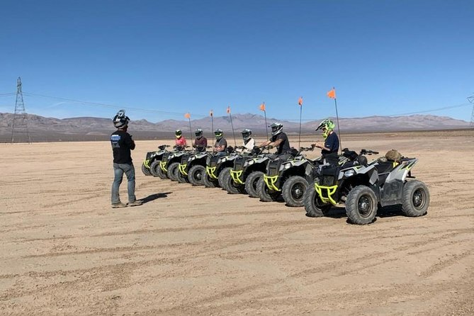 Hidden Valley and Primm Extreme ATV Tour photo 20