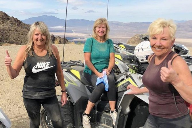 Hidden Valley and Primm Extreme ATV Tour photo 15