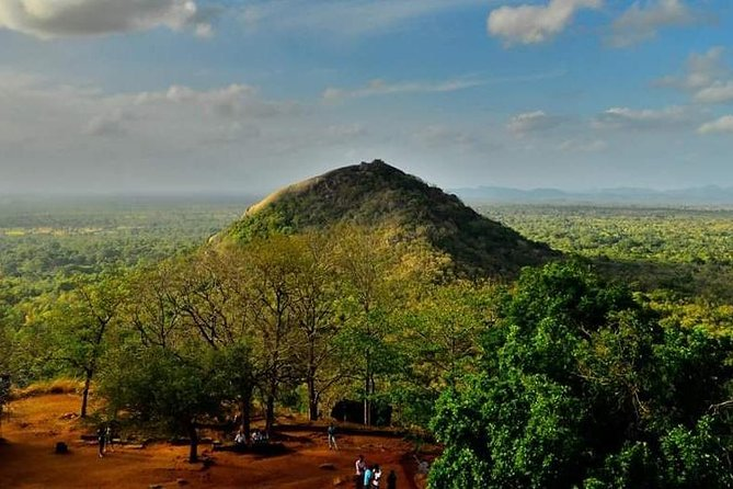 Sigiriya and Dambulla Day Tour