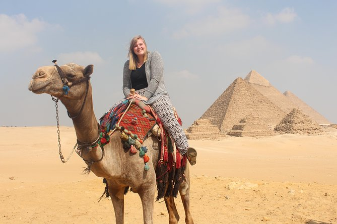 Best Day Tour The Great Pyramids of Giza & Sakkara & Memphis Full Day With Guide