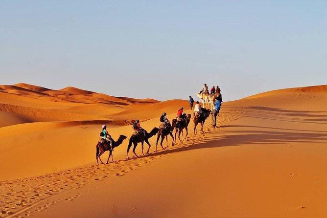 3-day Group Desert Tour From Marrakech to Merzouga