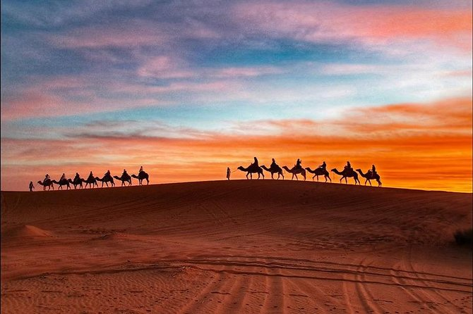 Desert Tour Ouarzazate M'hamed 2 Days / 1 night