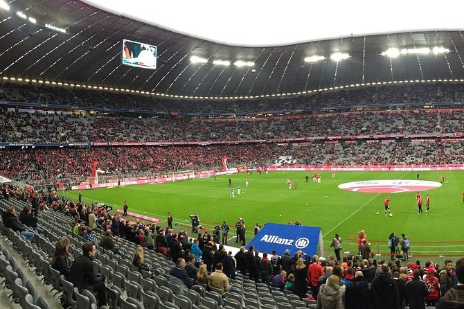 Football and Sports Tour in Munich