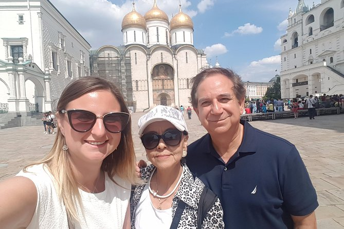 Private Tour of the Moscow Kremlin