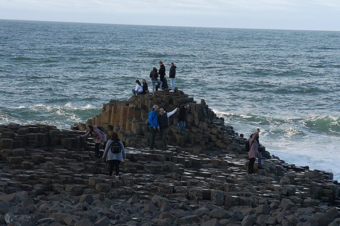 Private Tour Northern Ireland Top Sights Giants Causeway Belfast Adventure photo 516