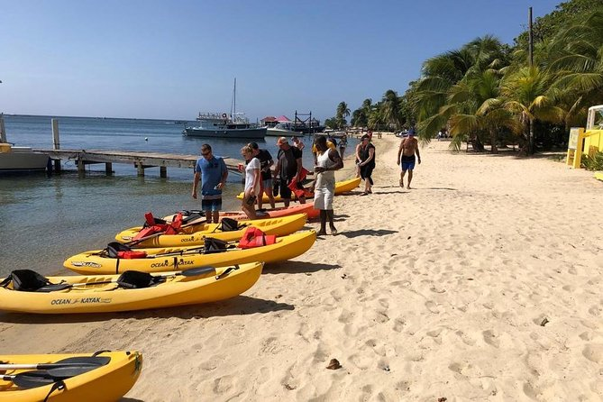 Kayak and Snorkeling Adventures in West End