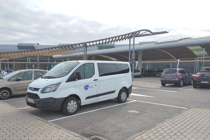 Faro Airoport Private Transfer To Portimao & Alvor ( 8 Seats Van )