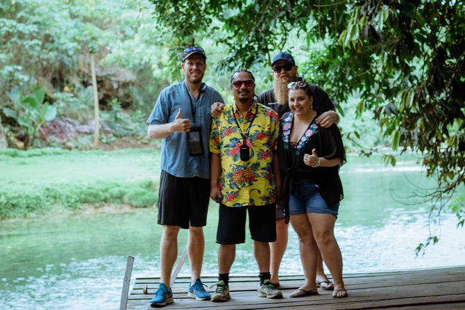 4 Hour: Private Tropical Trio Excursion (with Hotel Pickup)