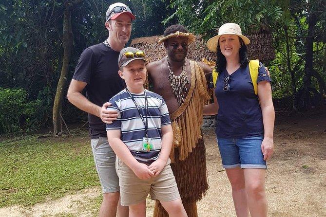Private Hilux Hire in Vanuatu with Driver
