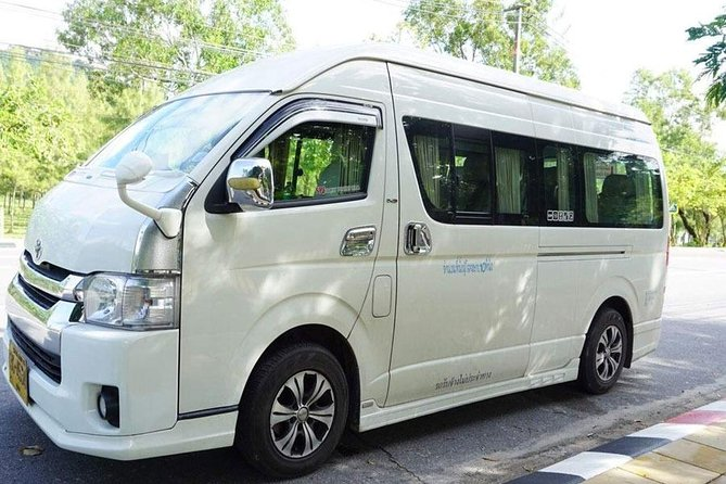 Private Phuket Airport Transfer Service