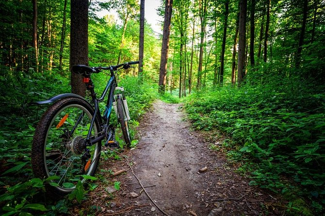 Supported Bicycle Rides and Tours - Perfect for a Day Adventure or Weekend Ride