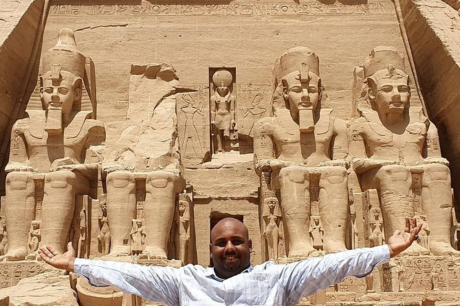 The extraordinary Abu Simbel – Private day tour (All inclusive) from Aswan photo 1