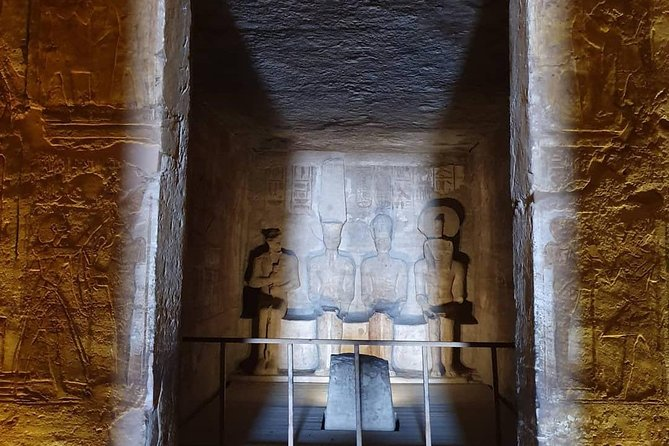 The extraordinary Abu Simbel – Private day tour (All inclusive) from Aswan photo 6