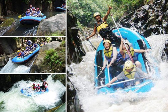 Half-Day Rafting Adventure in Melangit River