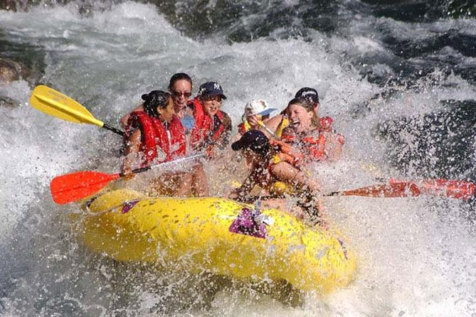 Full-Day Rafting Adventure in Melangit River and Bali Best Waterfalls Tour