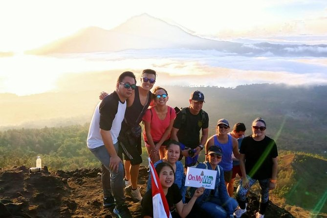 Mount Batur Sunrise Trekking Tour - Uluwatu area