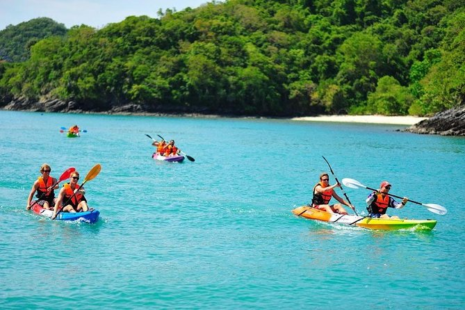 VIP Speedboat : Angthong National Marine Park (Small Group 14 People only) photo 2