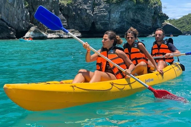 VIP Speedboat : Angthong National Marine Park (Small Group 14 People only) photo 8