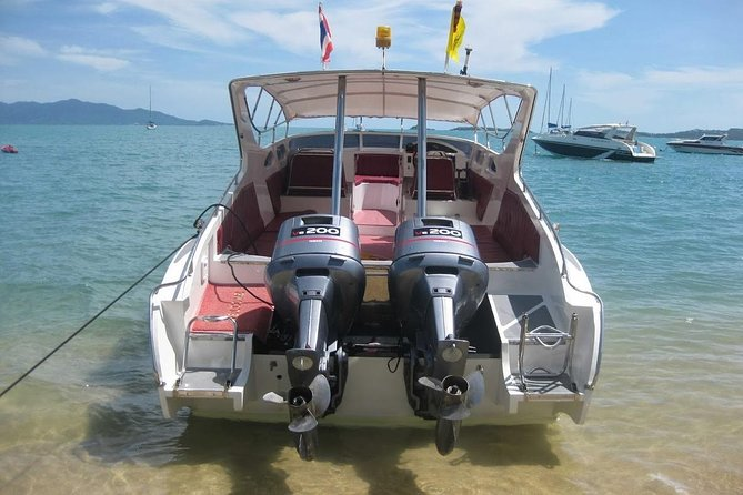 VIP Speedboat : Angthong National Marine Park (Small Group 14 People only) photo 9
