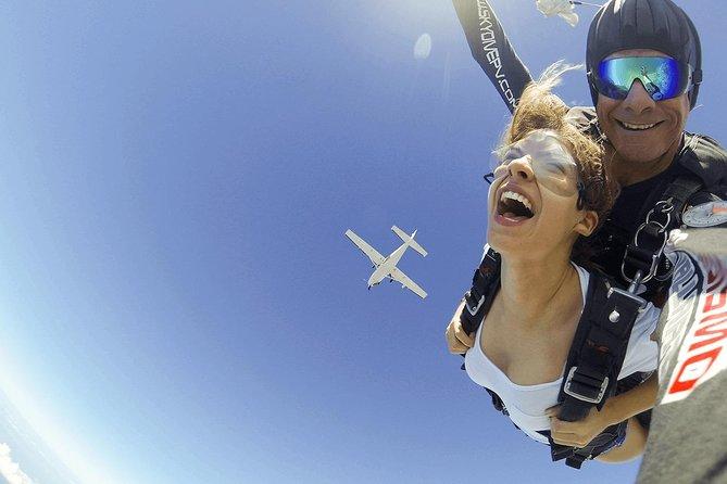 Tandem Jump Skydive