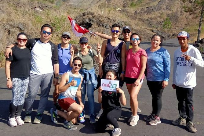 Mt. Batur sunrise trekking tour - Kuta area