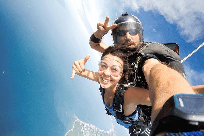 Tandem Jump Skydive With Photos