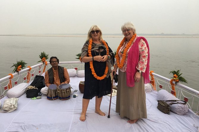 Varanasi Morning boat ride with local breakfast photo 6