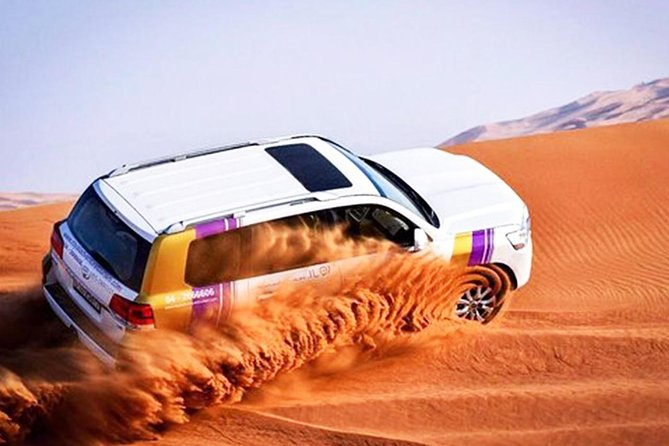 Desert Safari -Premium Package with 5 Star Experience from Dubai photo 1