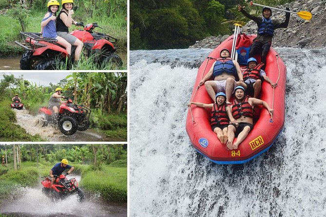 Telaga Waja Rafting and ATV Ride Adventure