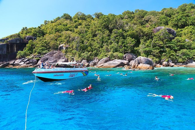 VIP Speedboat : Angthong National Marine Park (Small Group 14 People only) photo 18