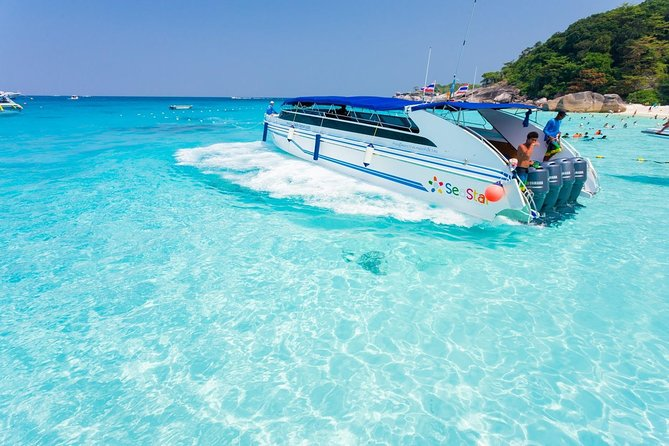 VIP Speedboat : Angthong National Marine Park (Small Group 14 People only) photo 17