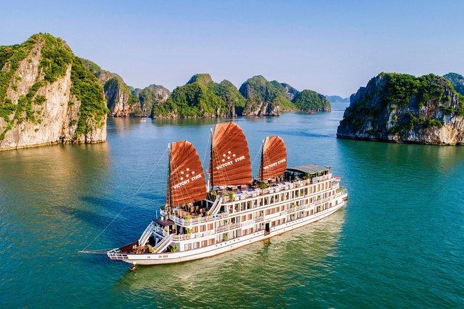Halong Bay 2 days & 1 night Victory Star Cruise