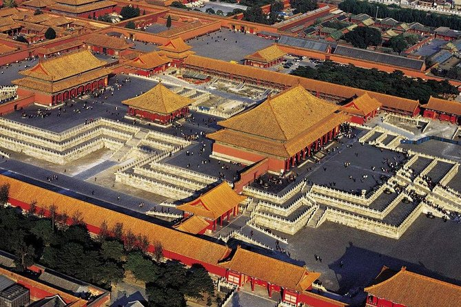 Private Tiananmen Square and Forbidden City Tour from Qingdao by Bullet Train