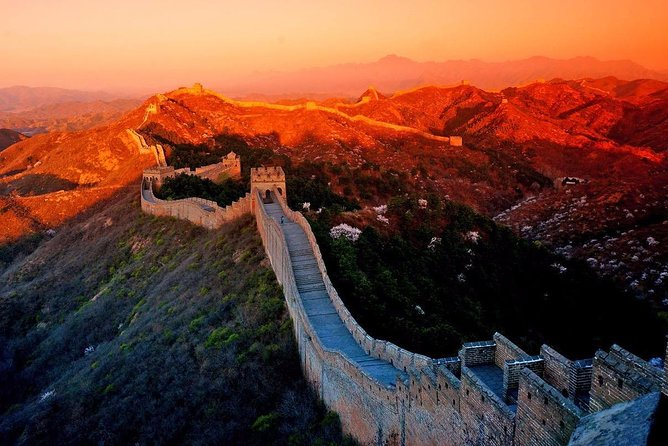 Beijing Private Transfer: Sunrise at Gubeikou/Panlongshan Great Wall