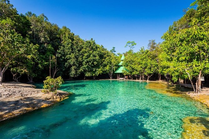 Krabi : Join Tour One day Jungle 3 in 1 Tour with Lunch photo 1