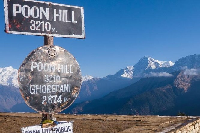 Ghorepani Poon Hill Trekking - 6 Days