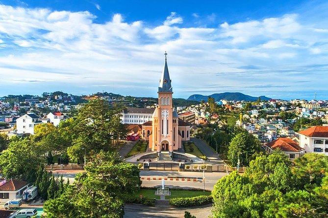 Dalat city Tour - Langbiang ( TTV03)