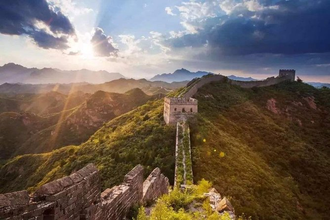 Beijing Private Tour: Wild Section of the Great Wall at Panlongshan and Wohushan