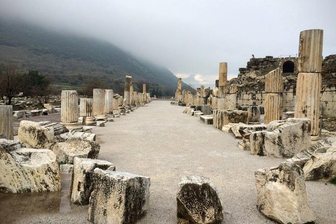 Ephesus Half Day Tour From Kusadasi & Selcuk Hotels