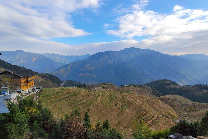 5-Days Yangshuo, Guilin and Longji Tour from Guilin Hotel